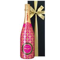 《結婚祝い》【シャンパンギフト】フランス『マキシム・ド・パリ』のロゼシャンパン「ファッシネイション・ロゼ」750ml(OG06-MPCHRF)