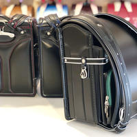 ゼロブラック  16FW カザマランドセル(ブラック/ブルー ・ブラック/レッド  ・ブラック/グリーン) 全3 色