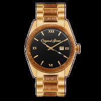 The Classic 2.0 - Mahogany/Gold