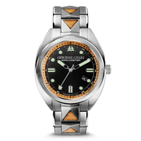 The Grainmaster Swiss Auto - Burlwood Silver