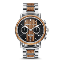 The Alterra Chronograph 44mm - The BREWMASTER™ (Updated Ver.)
