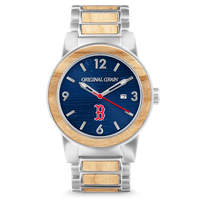 【RED SOX BARREL 42MM】-  MLB RECLAIMED SERIES/LIMITED EDITION