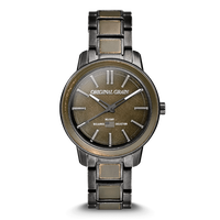 The Barrel 2.0 36mm - Military Stonewashed Steel