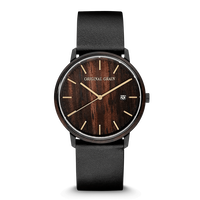 The Modern MNML 40mm - Ebony Black