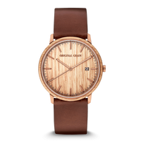 The Modern MNML 40mm - Whiskey Espresso