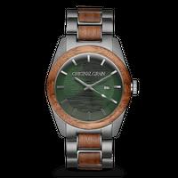The Classic 2.0 - Walnut Evergreen