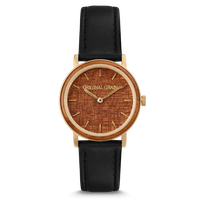 The Avalon 34mm -VELA (Hawaiian Koa Wood/Gold)