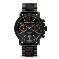 The Alterra Chronograph 44mm - Blackwood