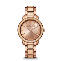The Barrel 2.0 36mm - Whiskey RoseGold