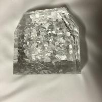 ①人工水晶ハーフ01(波動増幅・パワーアップ・基材用)