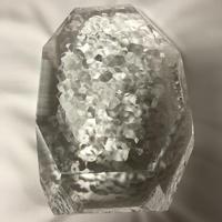 ⑤人工水晶05(チャネリングタイプ)  縦23㎝×横15㎝×高さ7.5㎝