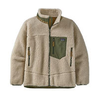 <patagonia> キッズ・レトロX・ジャケット/  NCBR/ XLサイズ