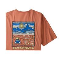 <patagonia>メンズ・サミットロード・オーガニック・Tシャツ/MEMN