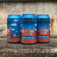 LEVEL BEER 「GAME ON」