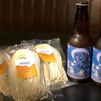 うどんビール「旋風」とビールうどん「NODUE」セット