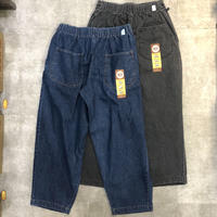 """RELAXFIT by supermarket  """"NPIP""""  - used denim-"""