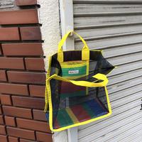 "sliderstore ""mesh tote bag"""