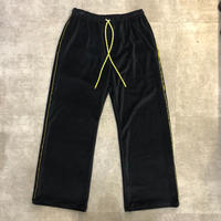 "sliderstore オリジナル ""velor jersey pants"""