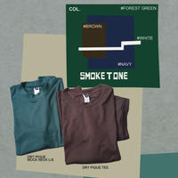 "smok t one ""dry pique long sleeve"""