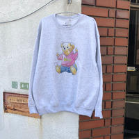 "gilet for sliderstore  ""Bolo Bear"" crew sweat"