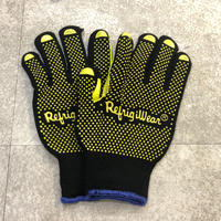 "refrigiwear ""Brushed Acrylic Double Dot Glove"""
