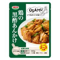 OSAMU 鶏の黒酢あんかけ