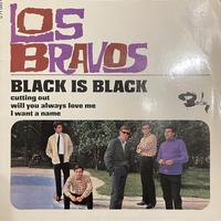LOS BRAVOS / Black Is Black