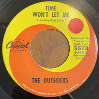 THE OUTSIDERS / Time Won't Let Me