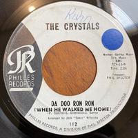 THE CRYSTALS / Da Doo Ron Ron