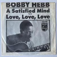 BOBBY HEBB / Love, Love, Love