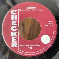 EARL WASHINGTON / Miserlou