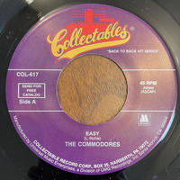 THE COMMODORES / Easy