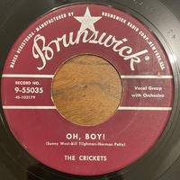 THE CRICKETS / Oh, Boy!