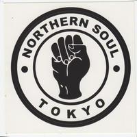 NORTHERN SOUL TOKYO Sticker