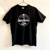 【在庫僅少】CGM x soulcrap THE NORTHERN TOUR Tee BLACK