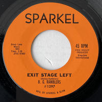 B.G. RAMBLERS / Exit Stage Left