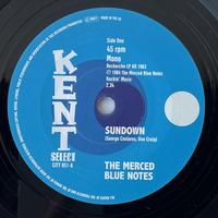 THE MERCED BLUE NOTES / Sundown