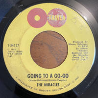 THE MIRACLES / Going To A Go-Go