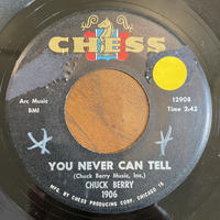 CHUCK BERRY / You Never Can Tell