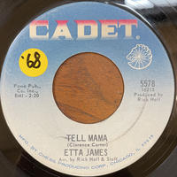 ETTA JAMES / Tell Mama