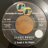 B.BUMBLE & THE STINGERS / Boogie Woogie