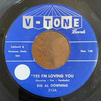 BIG AL DOWNING / Yes I'm Loving You
