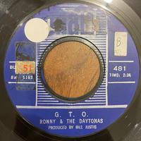 RONNY & THE DAYTONAS / GTO