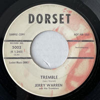 JERRY WARREN / Tremble