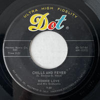 RONNIE LOVE / Chills And Fever