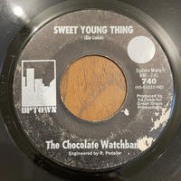 THE CHOCOLATE WATCHBAND / Sweet Young Thing