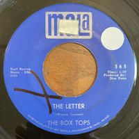 THE BOX TOPS / The Letter