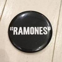 RAMONESバッジ 55mm