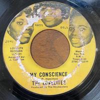 THE LOVELITES / My Conscience