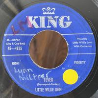 LITTLE WILLIE JOHN / Fever